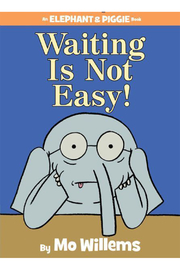 Hachette Waiting Is Not Easy! - Product Mini Image