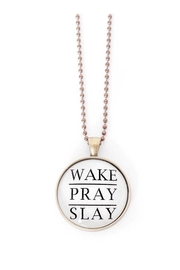 The Vintage Sparrow Wake Pray Slay - Product Mini Image