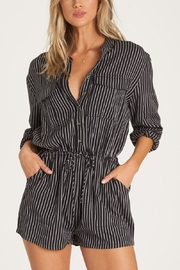 Billabong Wake The Night Romper - Front cropped