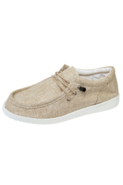 Pierre Dumas Walk-1 Slipon Sneaker - Front cropped