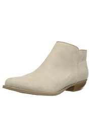 Qupid Walk Right Bootie - Front cropped