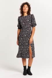 Olivaceous  Walk This Way Dress - Product Mini Image