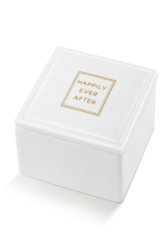 Shoptiques Product: Ceramic Keepsake Box