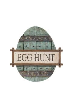 Shoptiques Product: Egg Hunt Sign