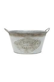 Walker's Flowers-And-Garden Tub - Product Mini Image
