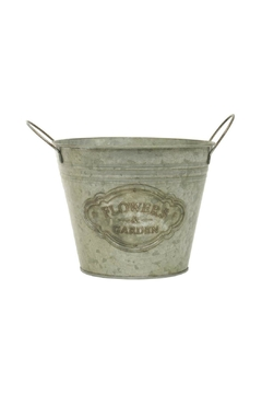 Shoptiques Product: Flowers &Garden Bucket