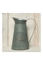 Walker's French Farmhouse Pitcher - Front cropped