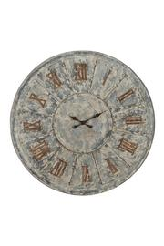 Walker's Galvanized Clock - Product Mini Image