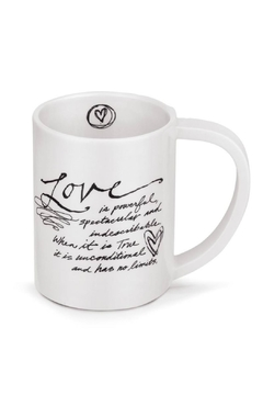 Walker's Love Mug - Alternate List Image