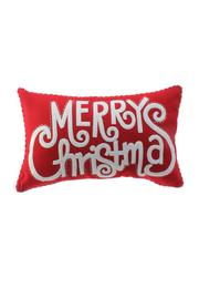 Walker's Merry Christmas Pillow - Product Mini Image
