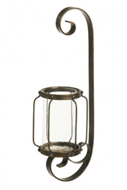 Walker's Metal Wall Sconce - Product Mini Image