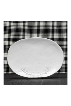 Shoptiques Product: Stag Oval Platter