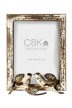 Shoptiques Product: Timeless Bird Frame