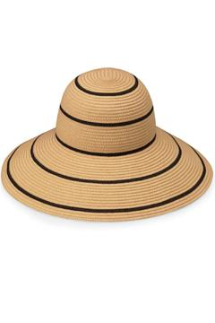 Shoptiques Product: Savannah Striped Hat