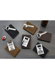 Gift Craft Wallet Bottle Opener - Product Mini Image