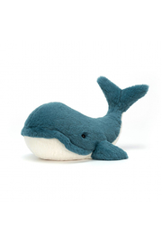 Jellycat Wally Whale Small - Front cropped