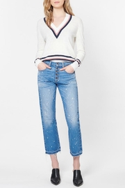 Veronica Beard Walton Sweater - Side cropped