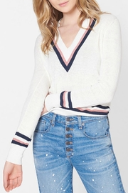 Veronica Beard Walton Sweater - Front cropped