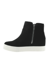 Steve Madden Wanda Suede Sneakers - Front cropped
