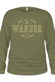 Soul Flower Wander Sweatshirt - Product Mini Image
