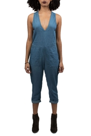 Rhythm  Wanderer Denim Jumpsuit - Product Mini Image