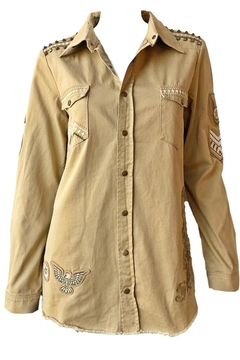 Spell & the Gypsy Collective Wanderer Panther Jacket - Product List Image
