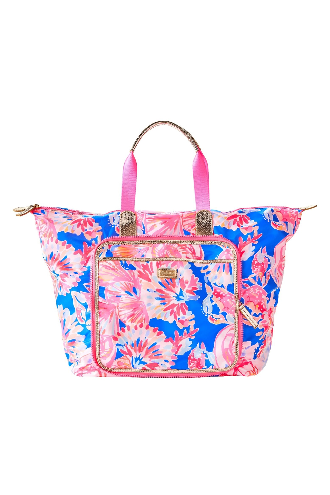 Lilly Pulitzer Wanderlust Packable Tote - Main Image