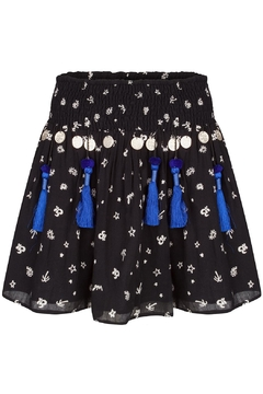 Shoptiques Product: Star Printed Skirt