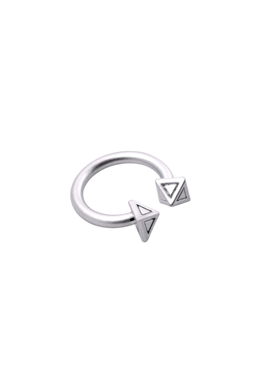 Wanderluster Anka Ring - Front Cropped Image