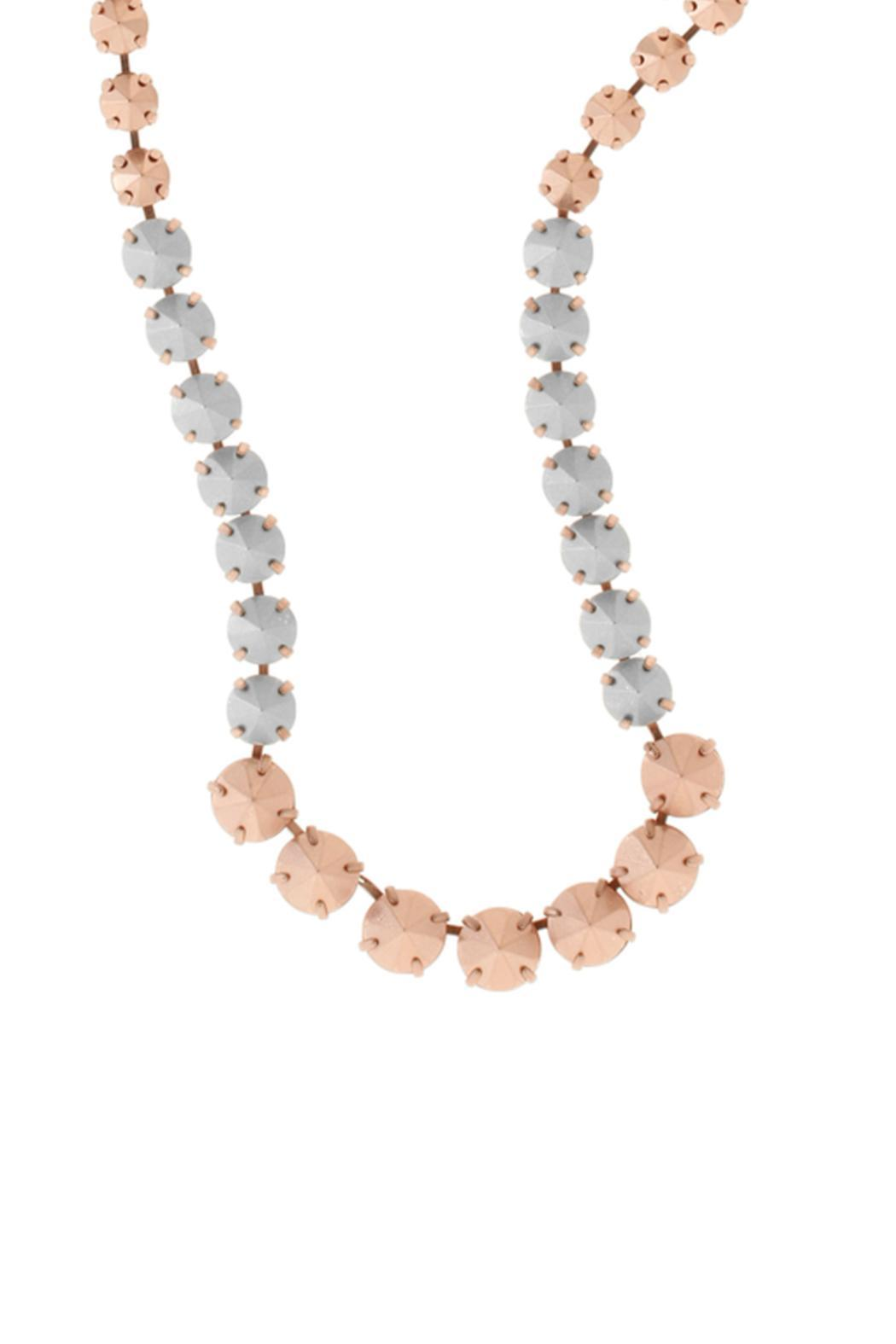 Wanderluster Aria Necklace - Side Cropped Image