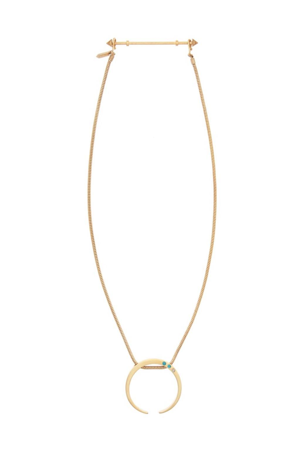 Wanderluster Bellard Necklace - Main Image