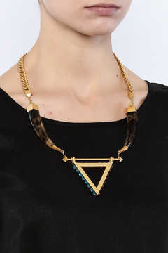 Wanderluster Cananga Necklace - Alternate List Image