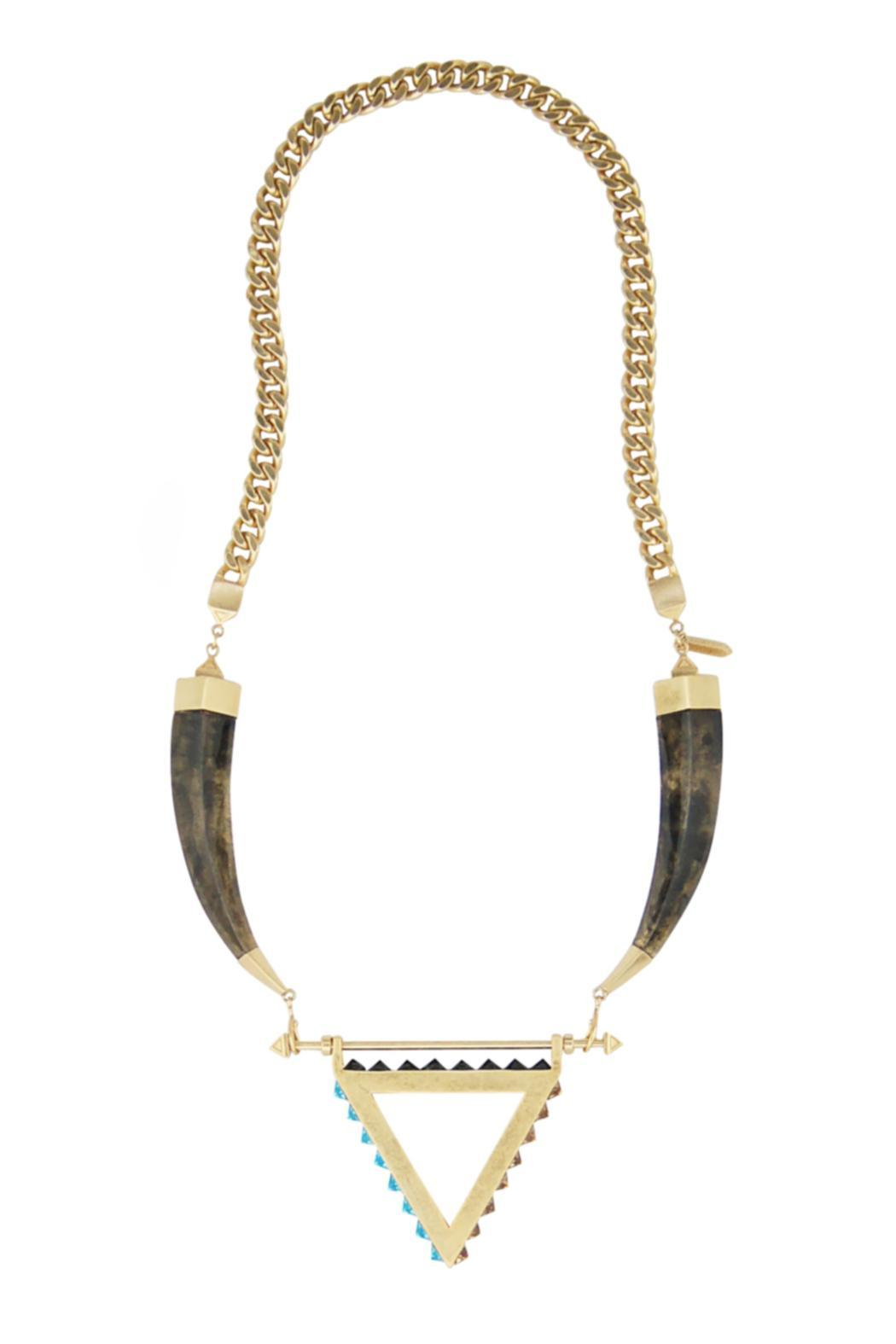 Wanderluster Cananga Necklace - Front Full Image