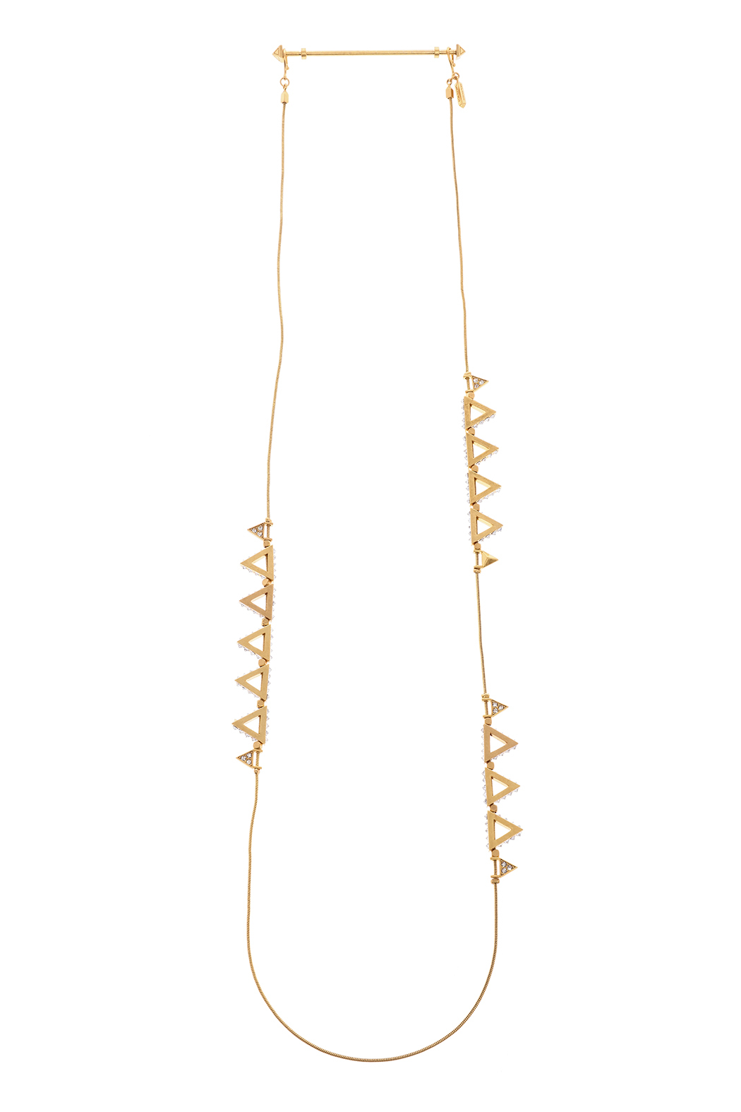 Wanderluster Canna Necklace - Main Image