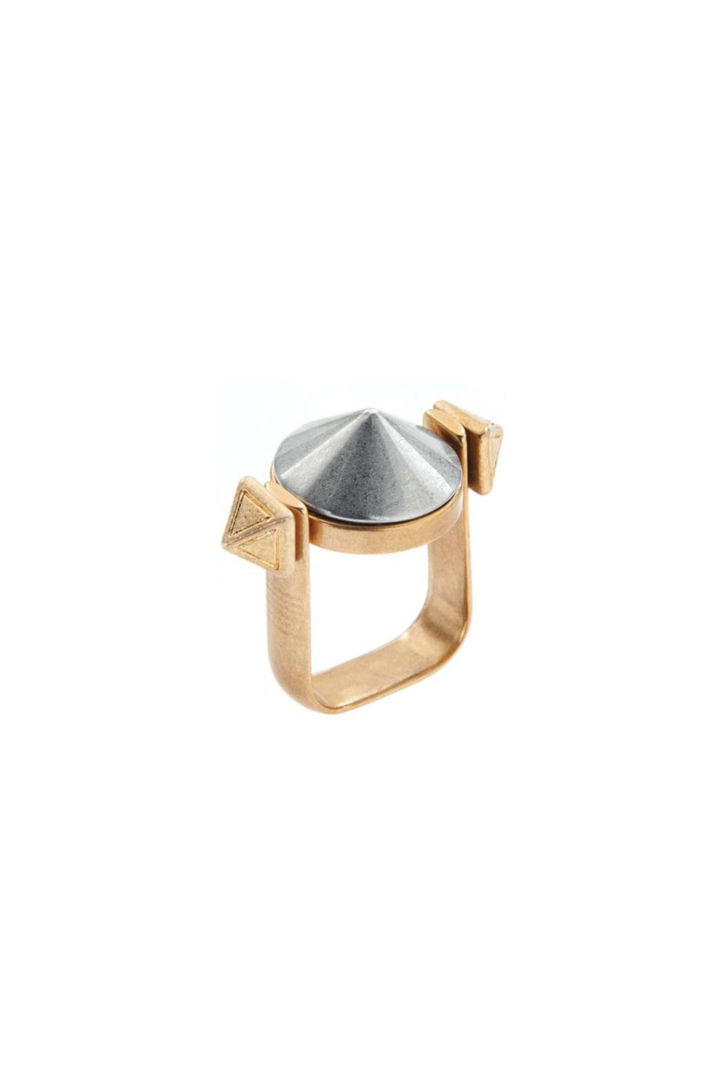 Wanderluster Forget Me Not Ring - Main Image