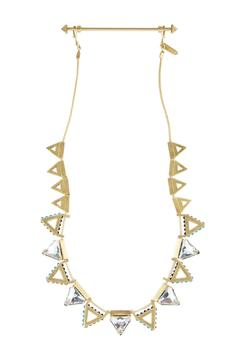Wanderluster Gardenia Necklace - Product List Image