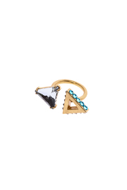 Wanderluster Gardenia Ring - Product Mini Image