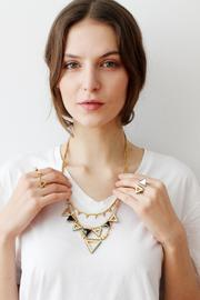 Wanderluster Heliconia Necklace - Other