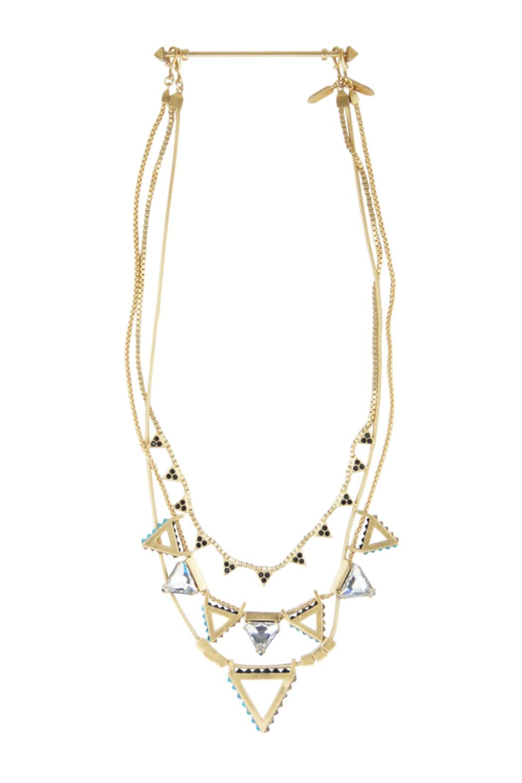 Wanderluster Heliconia Necklace - Main Image