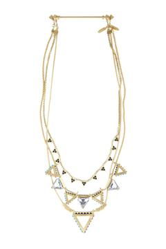 Wanderluster Heliconia Necklace - Product List Image