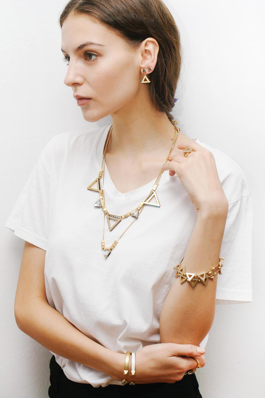 Wanderluster Ixora Necklace - Front Full Image