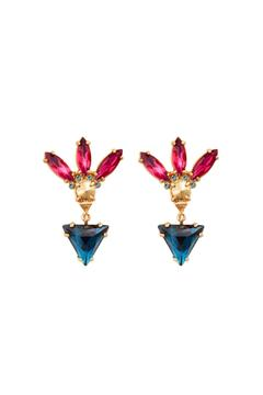 Wanderluster Joshua Earrings - Alternate List Image