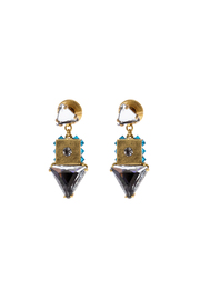 Wanderluster Lantana Earring - Front cropped