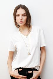 Wanderluster Lantana Necklace - Front cropped