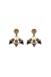 Wanderluster Marigold Earring - Front cropped