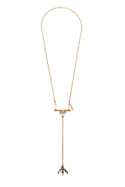 Wanderluster Oleander Necklace - Product Mini Image