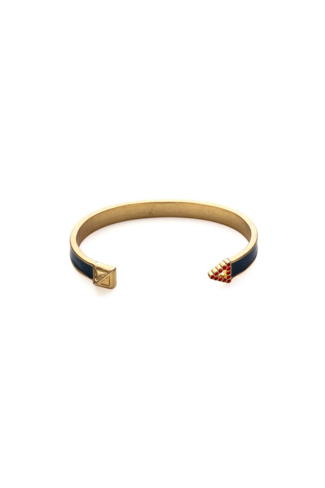 Wanderluster Selma Bangle - Front Cropped Image