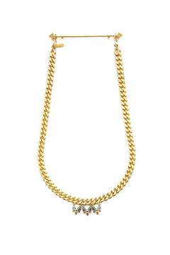 Wanderluster Valhalla Gold Necklace - Product List Image