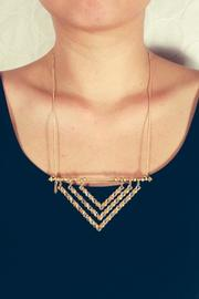 Wanderluster Yasemin Necklace - Front full body