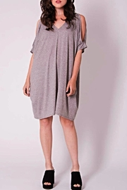 Wanderlux Justine Cold Shoulder Dress - Product Mini Image